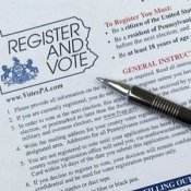 Voter Registration Pennsylvania
