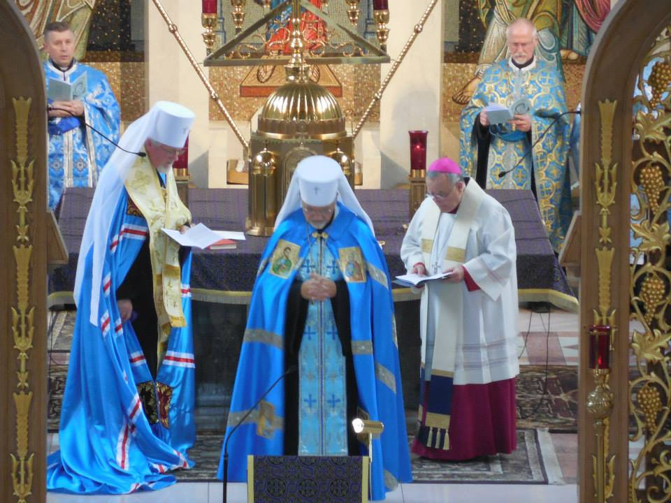 Pennsylvania Catholic Conference » Three Archbishops Join