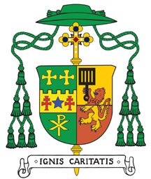 Bishop Brandt Coat of Arms Full Color