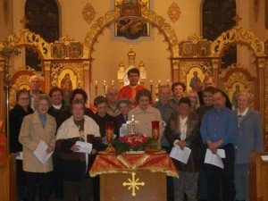 Nativity of the Blessed Virgin Mary Ukranian Church Apostleship of Prayer chapter that helps coordinate parish outreach programs.