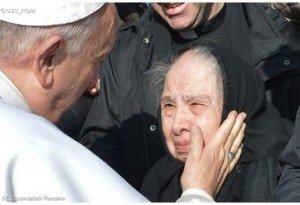 Pope Francis Address Elderly