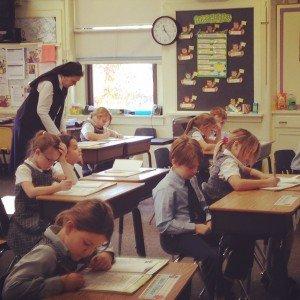 SacredHeart Classroom
