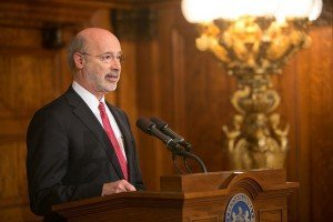 Governor Tom Wolf (D-PA) Source: Flickr