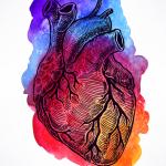 watercolorheart