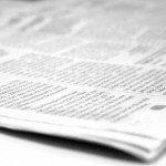 newspaper image