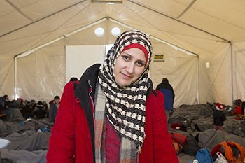 This Mother Of 4 Left Syria With 2 Her Sons Goal Is To
